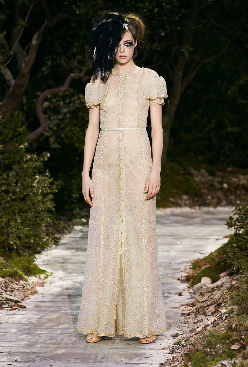 Chanel Spring Summer 2013 Haute Couture