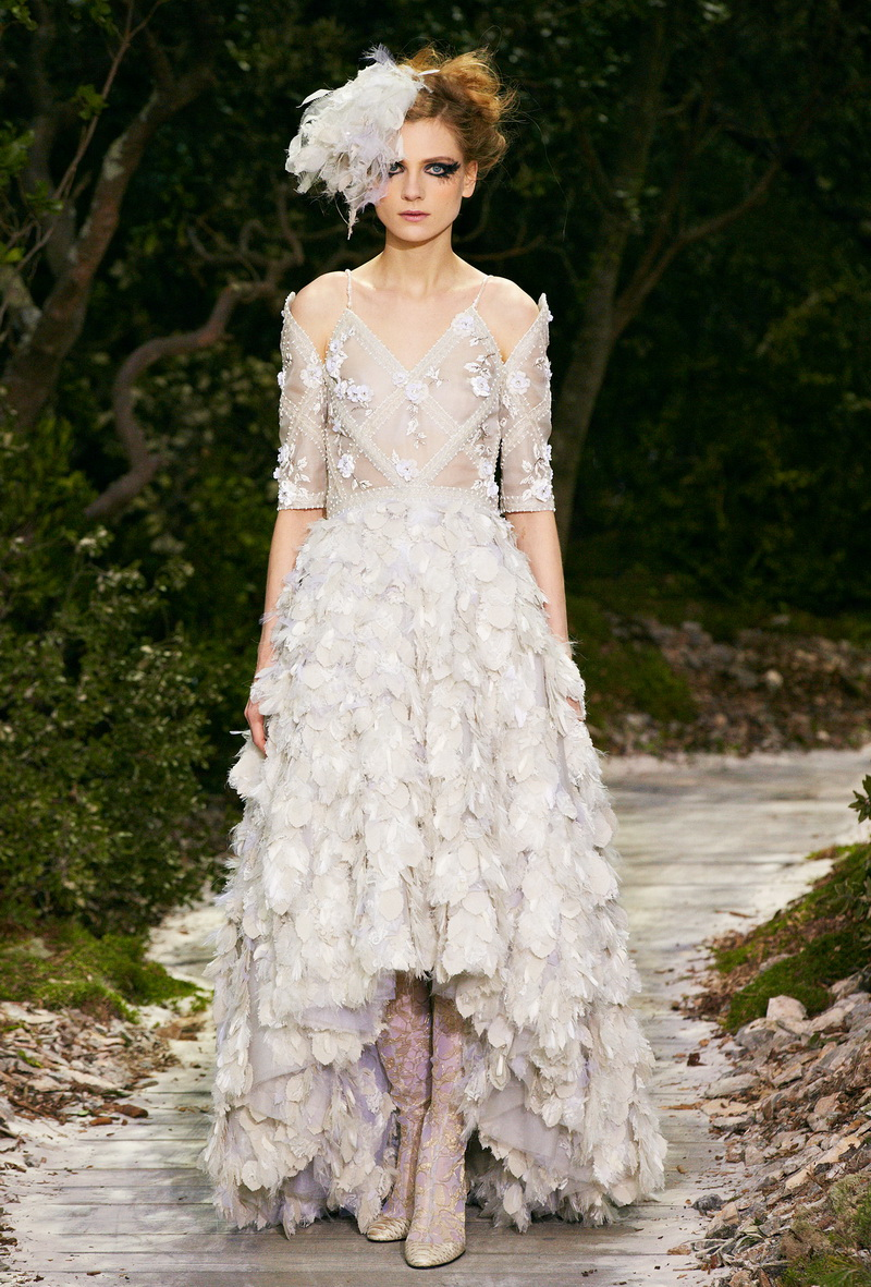 Chanel spring summer 2013 haute couture for Chanel haute couture price range