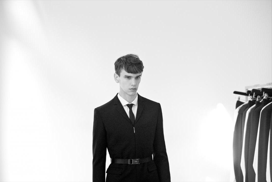 Dior Homme Fall-Winter 2013-14 by Kris Van Assche