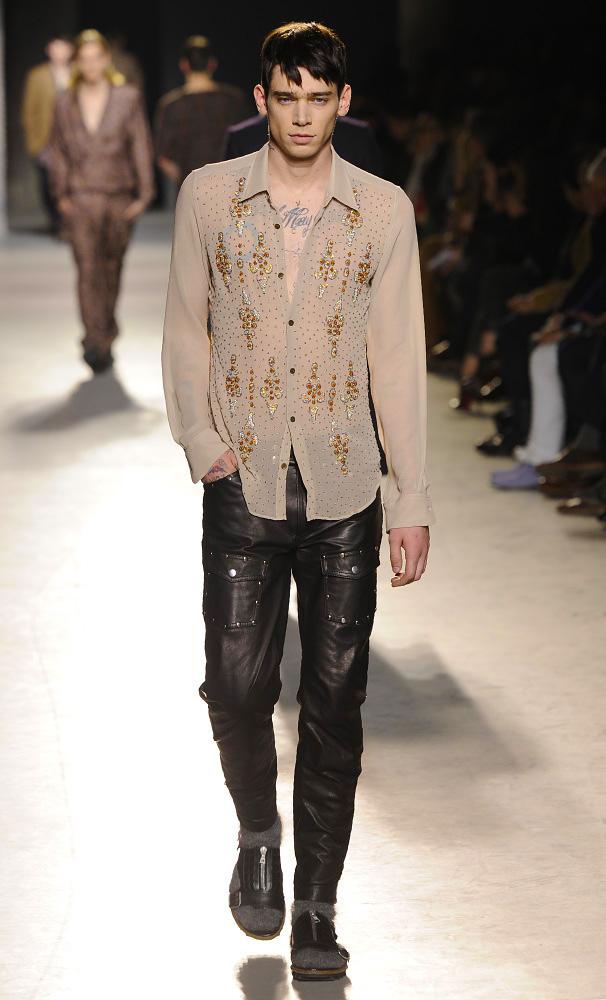 Gucci Menswear: AW13