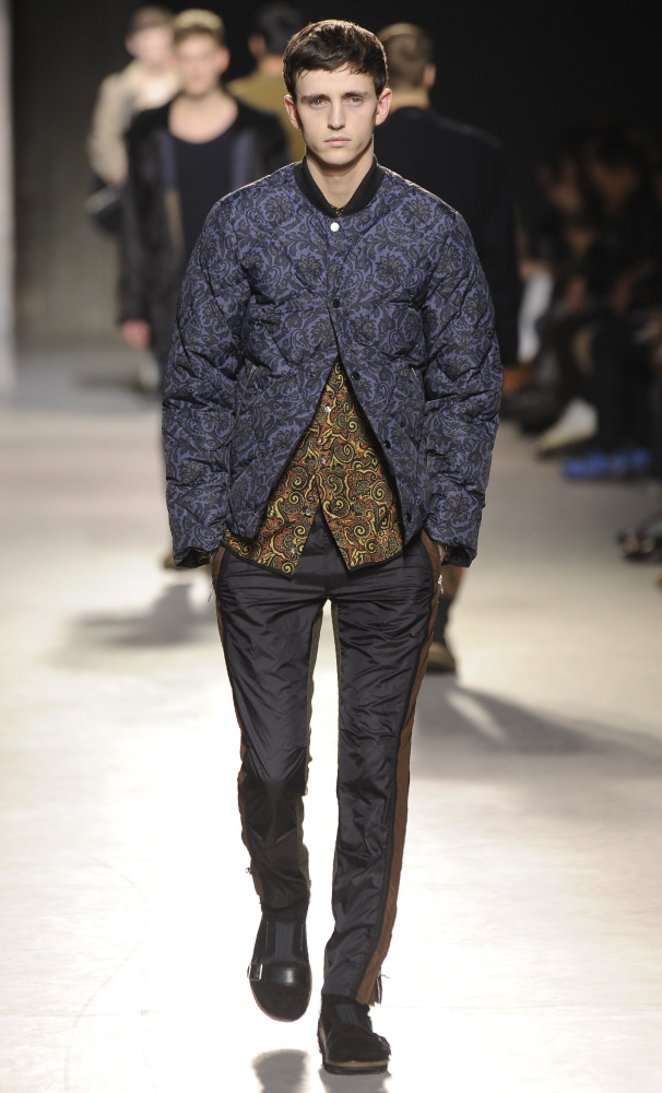 photo Burberry Prorsum Menswear: AW13