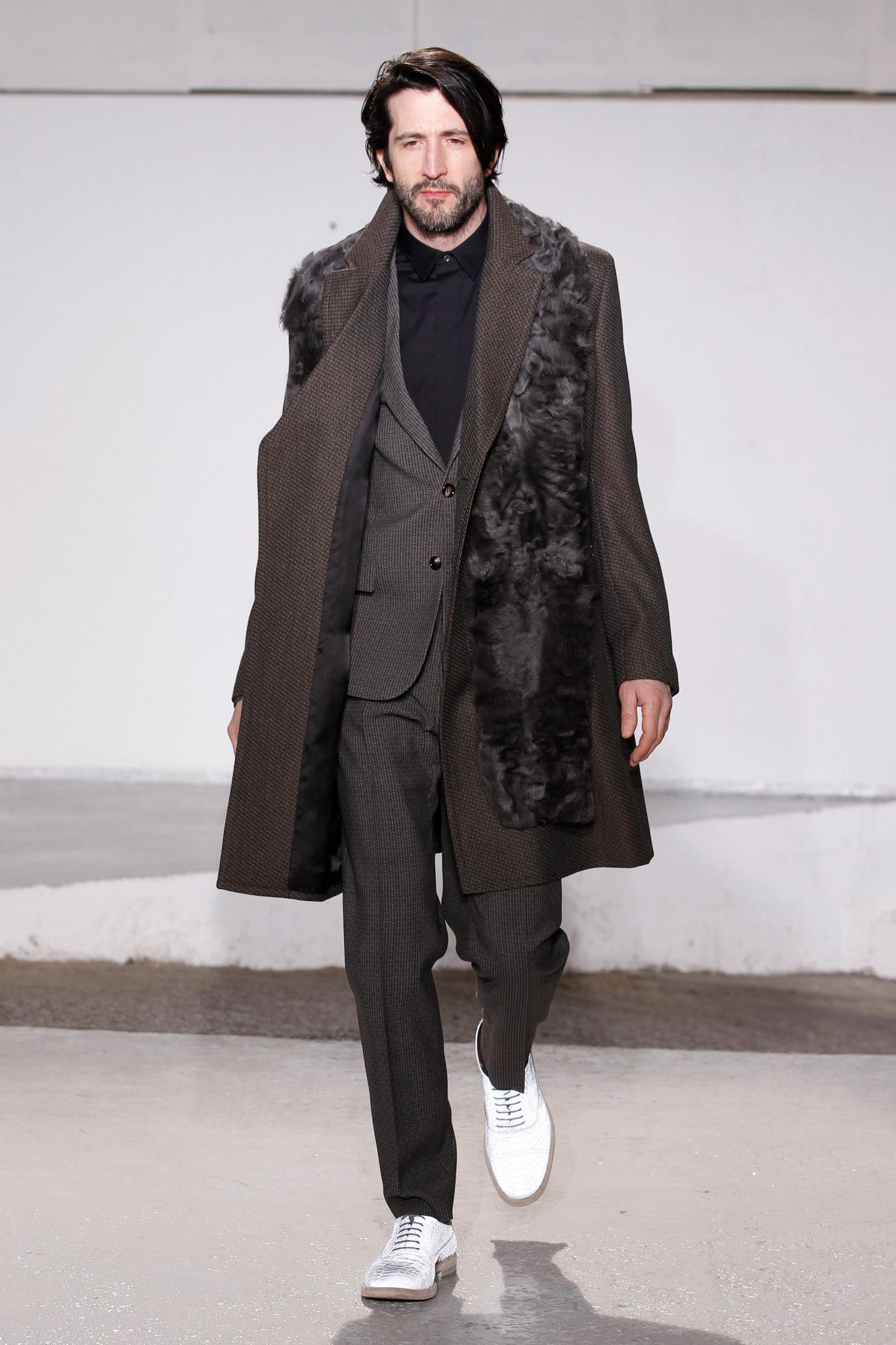 Maison Martin Margiela Fall Winter 2013.14 Menswear Collection