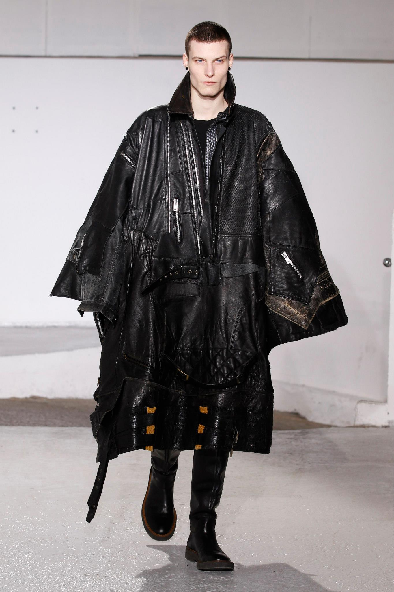 Maison martin margiela fall winter menswear collection for Fashion maison