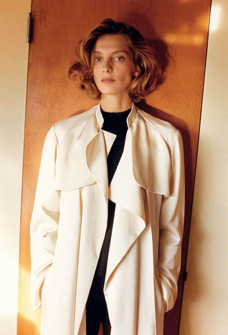 Model Style: Daria Werbowy