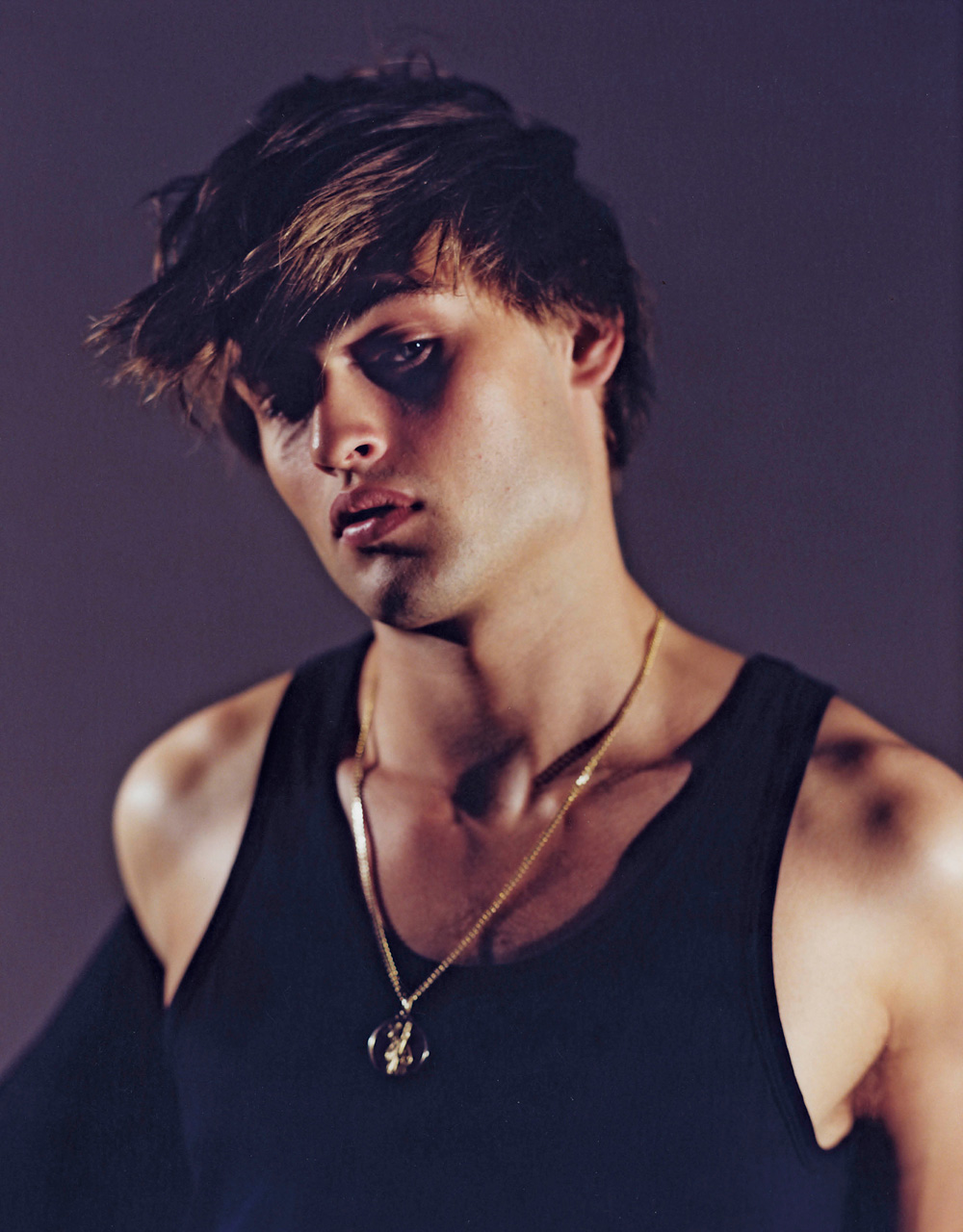 Douglas Booth by Bruce...