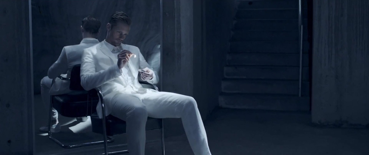 provocations calvin klein campaign film ft alexander skarsg u00e5rd and suvi koponen