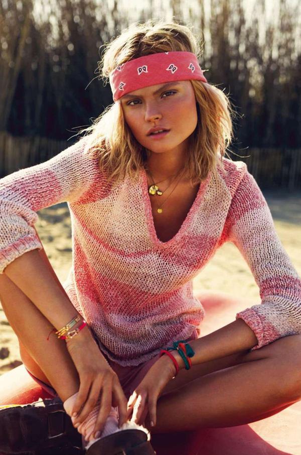 Magdalena Frackowiak By Knoepfel Amp Indlekofer For Vogue Paris