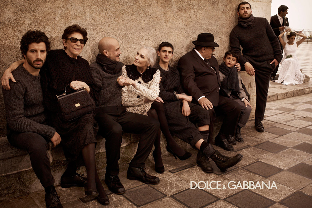 dolce amp gabbana menswear fall winter 201213