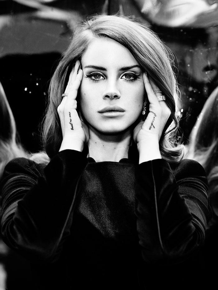 Lana Del Rey Cola Baudelaire Carl Schmitt