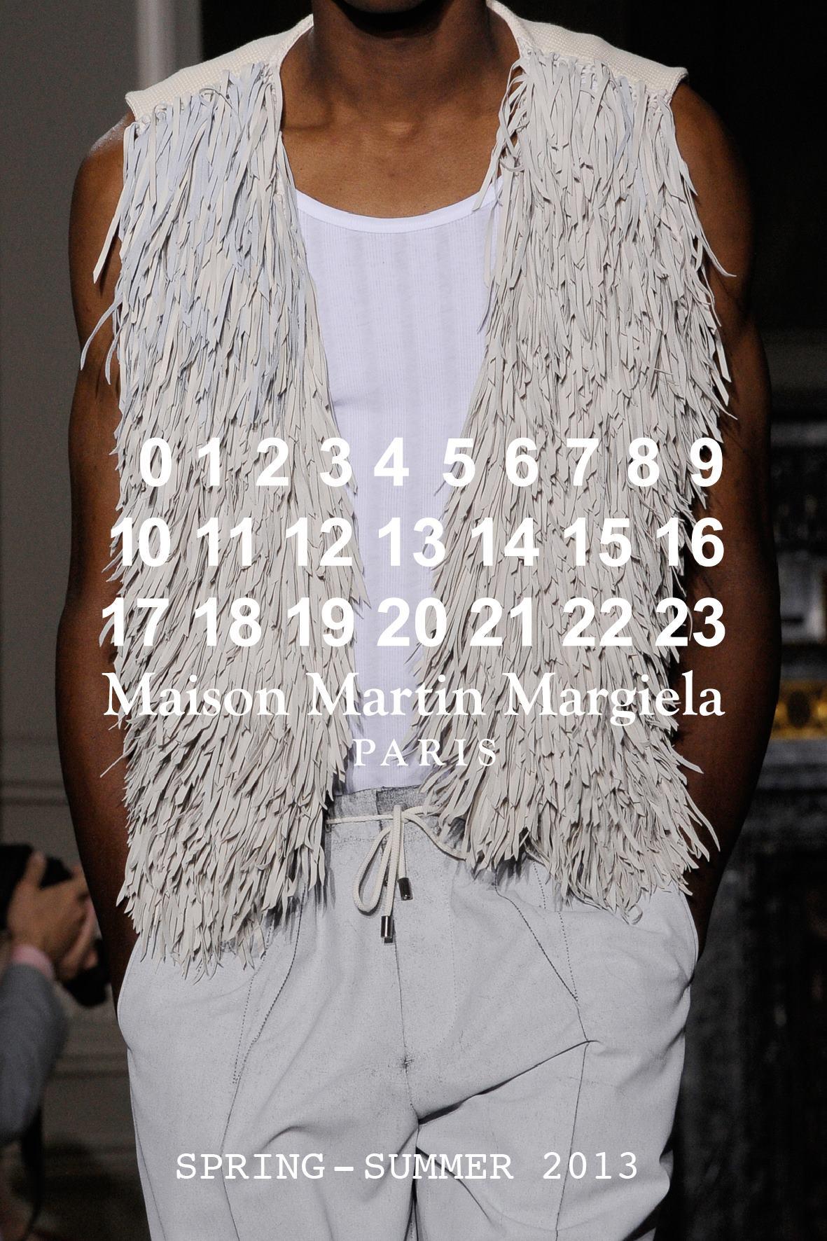 Maison martin margiela spring summer 2013 menswear for Maison de margiela