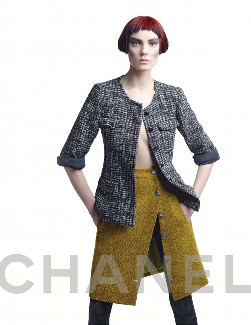 Chanel Fall Winter 2013 Bag Collection: Chanel Fall Winter 2012.13 By Karl Lagerfeld