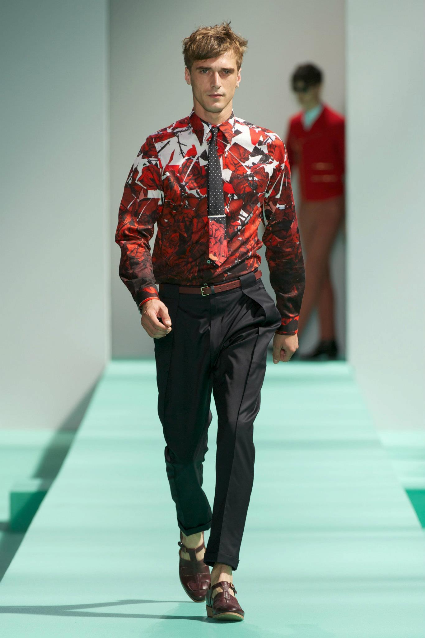 Paul Smith Spring Summer 2013 Menswear Collection