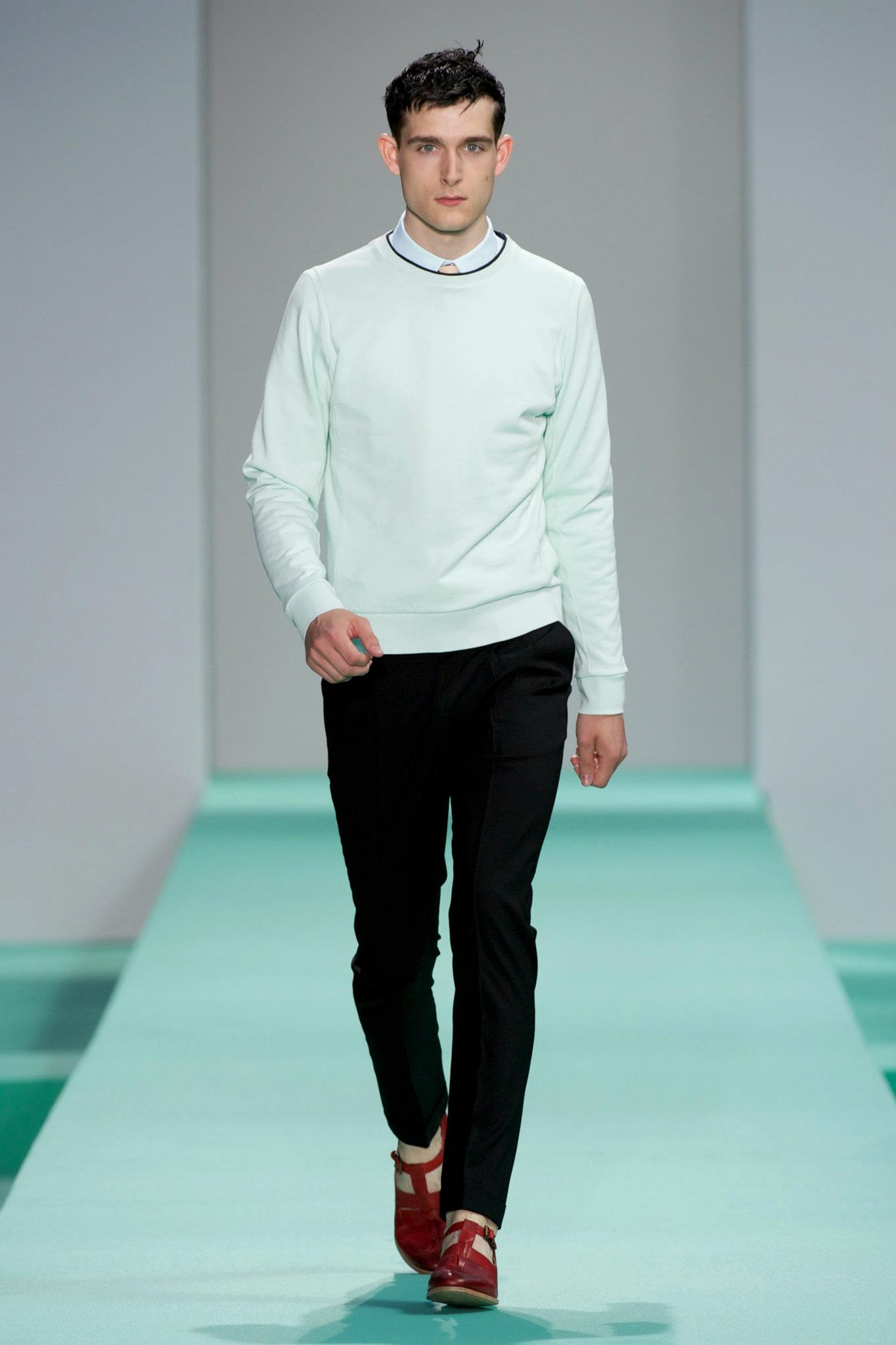 Paul Smith Spring Summer 2013 Menswear Collection