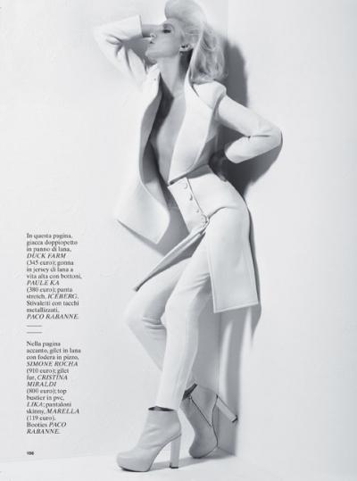 David Roemer Italian Glamour
