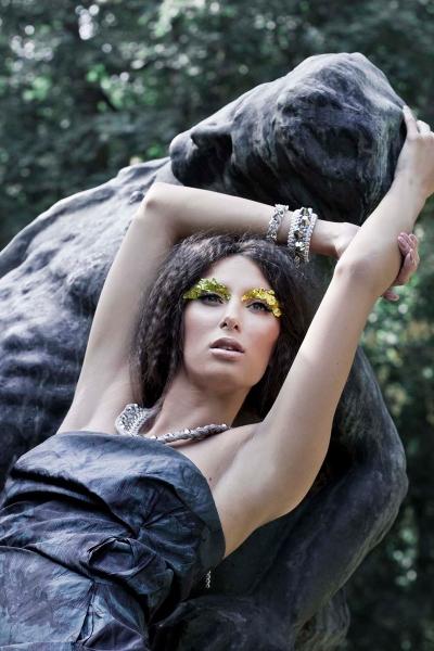 Sandra Lalovic by Jovana Mladenovic for Design Scene