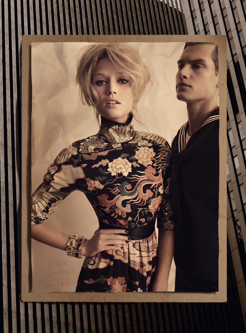 To acquire Garrn toni vogue germany july picture trends
