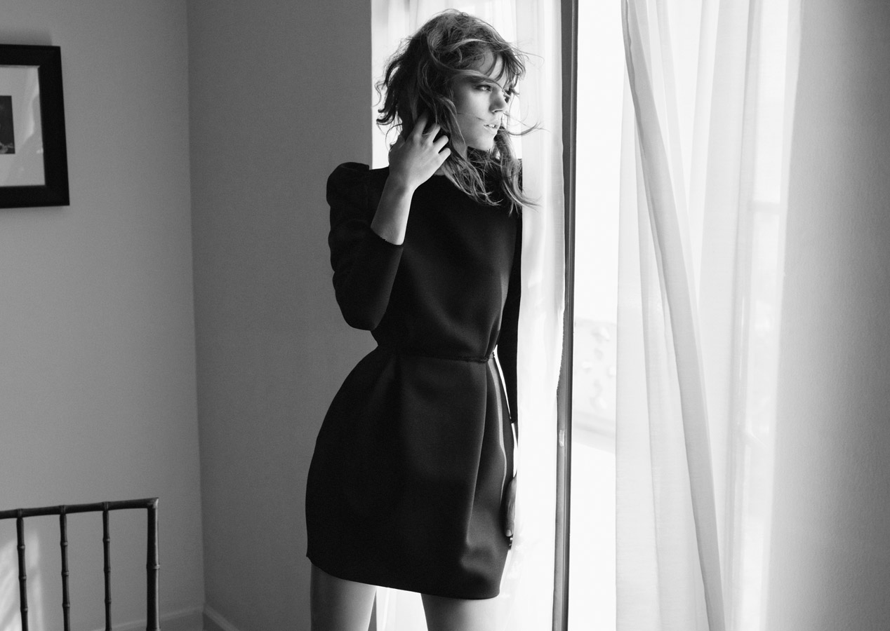 freja beha erichsen for zara fall winter. Black Bedroom Furniture Sets. Home Design Ideas