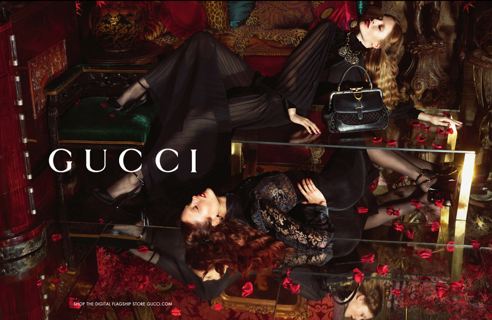 Gucci Fall Winter 2012 13 By Mert Amp Marcus