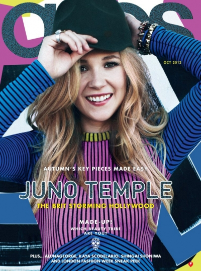 Juno Temple for ASOS