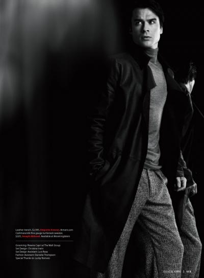 Ian Somerhalder Matthew Lyn