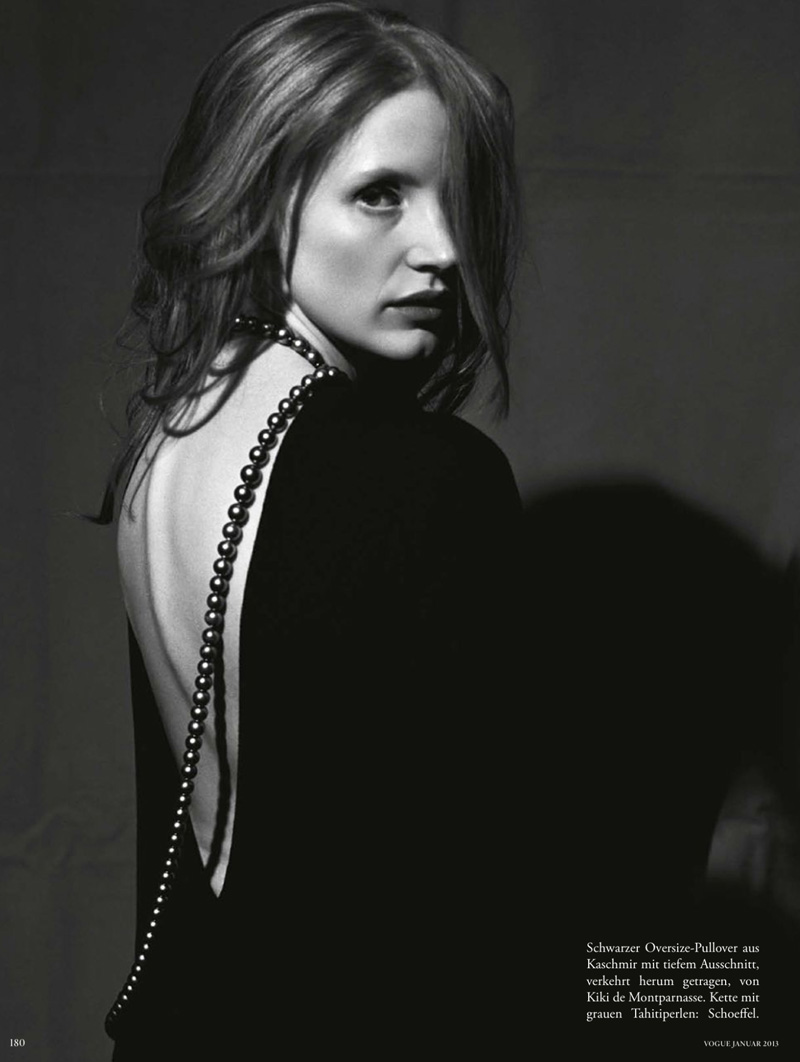 Jessica Chastain website
