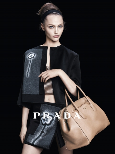 Prada Spring Summer 2013 Women's Campaign by Steven Meisel