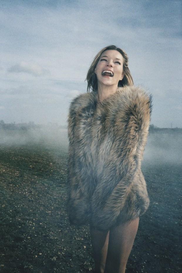 W magazine – Dreamgirl , Kate Moss, June 2007 06