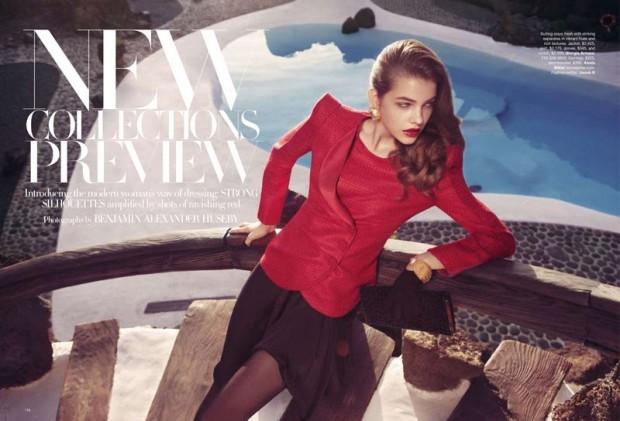 Benjamin Alexander Huseby for Harper's Bazaar 01