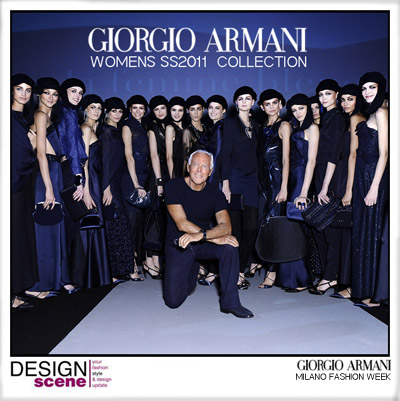 GIORGIO ARMANI WOMENS SS2011