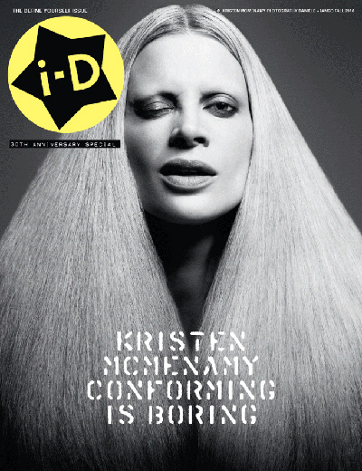Kristen Mcnenemy for i-D Magazine