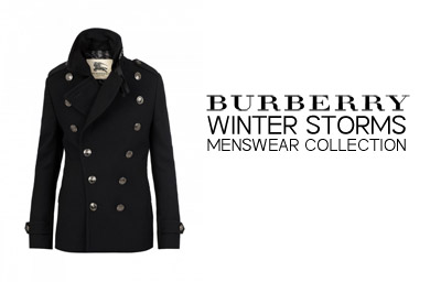 Burberry Winter Storms MENS