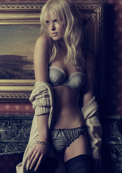 Caroline Winberg by Hunter & Gatti