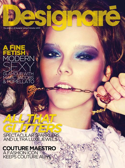 Designaré Cover Story by Gan