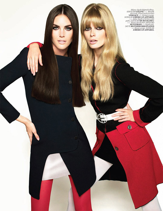Hilary Rhoda Julia Stegner