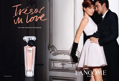 Lancome Tresor Fragrance