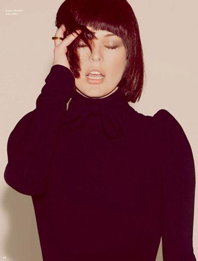 milla jovovich makeup. Model: Milla Jovovich Makeup