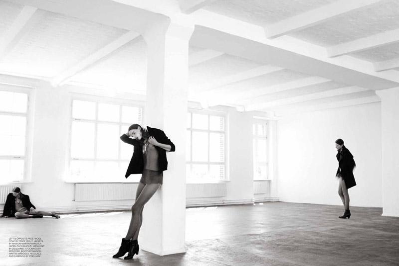 Sara Blomqvist by Michael Schwartz