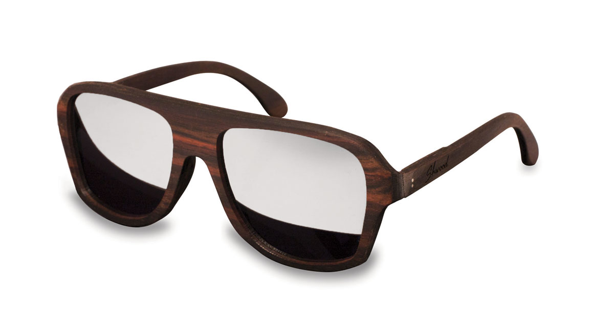 Wood Frame For Glasses : Wooden Framed sunglasses: Wear Wooden Frame Sunglasses To ...