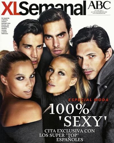 Spanish Supermodels XL Semanal