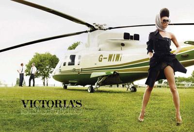 Victoria Beckham Ruven Afanador
