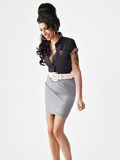 Amy Winehouse by Bryan Adams
