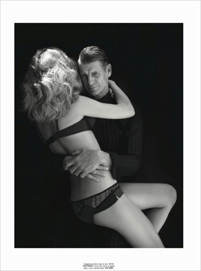 Ana Beatriz Barros and Ollie Edwards by Doug Inglish