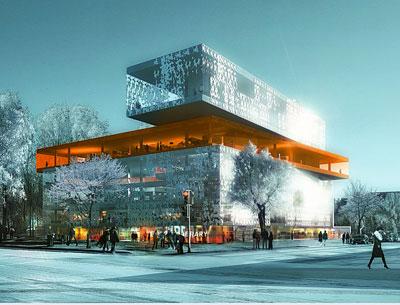Schmidt Hammer Lassen Architects