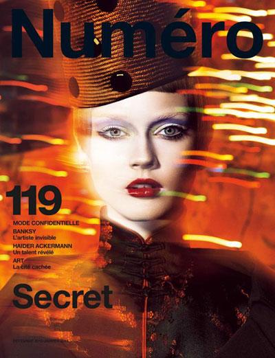 Jac Jagaciak Numero Magazine