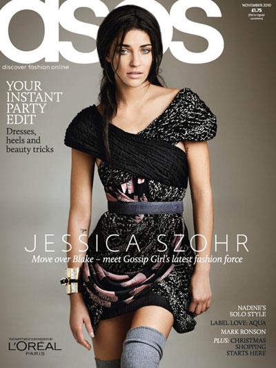 Jessica Szhor Asos