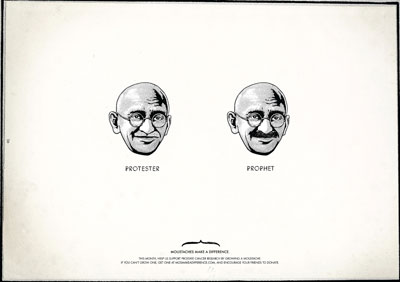 Moustaches Make A Difference Campaign