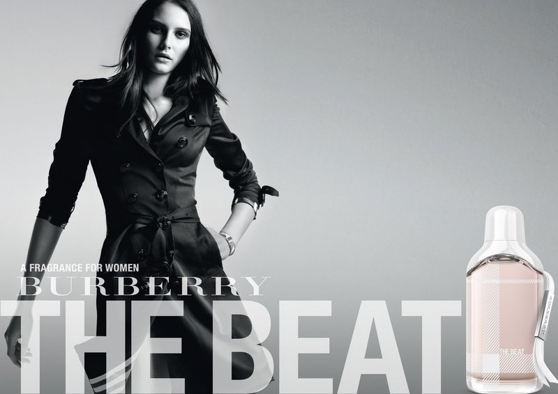 Burberry The Beat Fragrance Fall Winter 2010