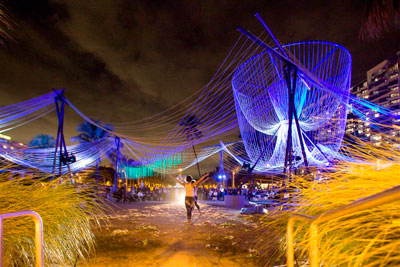 Art Basel Miami Beach 'Exhale' Pavilion