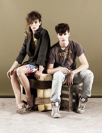 Hannah Noble & Luka Badnjar