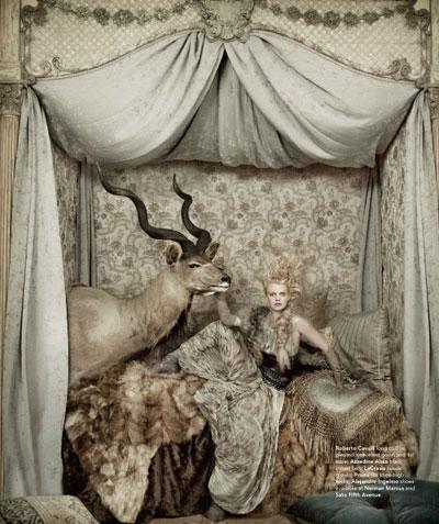 Jennifer Pugh by Ruven Afanador